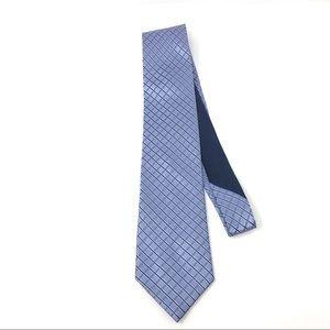 Tommy Hilfiger Italian Silk Tie-Two Tone Design